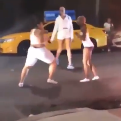 Girl Beats The Hell Out Bully That Tried To Fight Her Friend