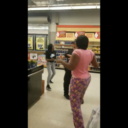 Woman Hits Another Woman Kids With A Can Of Beans After She Got Beat Up By Her!