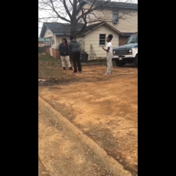 Mother Pulls Up And Shuts Down A Girl That Tried To Fight Her Daughter After School!