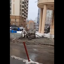 Man Leg Gets Chopped Off By Machine He Was Operating! (Warning Graphic)