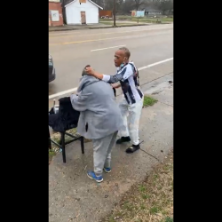 Woman Beats Another Woman After She Caught Her 30 Years Later At A Yard Sale!