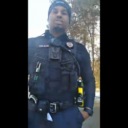 Woman Goes Off After A Police Officer Pulled Her Over Because He Thought She Flipped Him Off!