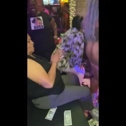 They Got Granny In The Strip Club!