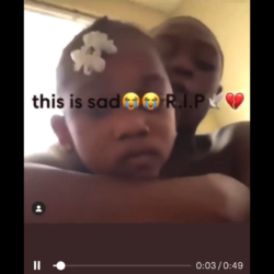 Little Boy Abused His Little Sister On Video After People Called Him Out For Abusing Little Girls!