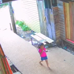 Little Girl Gets Killed By Stray Bullet While Walking Home!