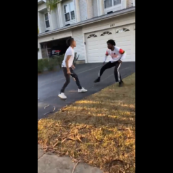 Dude Gets Fatally Stabbed In Fight While His Friend Records It!